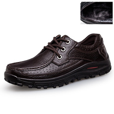 casual shoes, cottonshoe, Wool, leather shoes