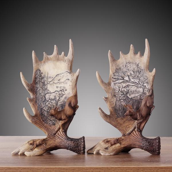 elk, stereoanimalornament, Animal, creativehome