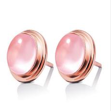 pink, quartz, Ladies Fashion, gold