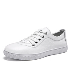 Flats, Sneakers, Fashion, mensleathertrainer