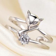 Fashion, Jewelry, Gifts, Fox