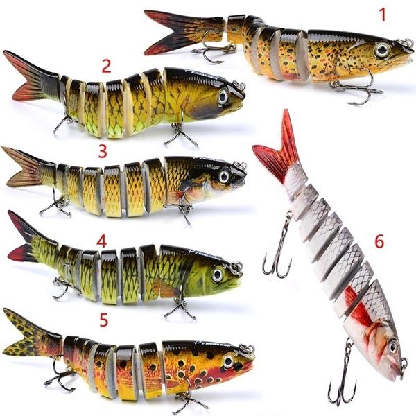 artificialbait, fishingbait, Colorful, Fishing Lure
