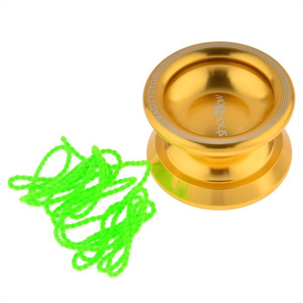 golden, Ball, funnytoy, Aluminum