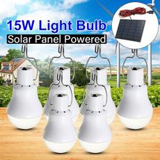 solarpoweredbulb, Outdoor, led, portable