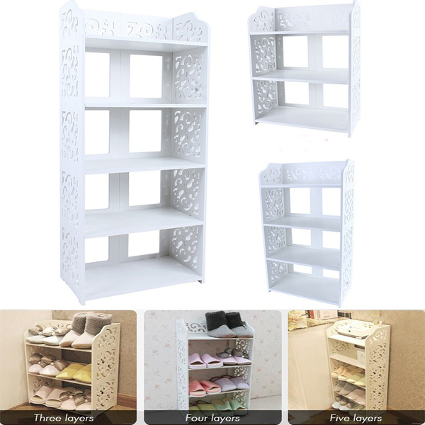 Shoes, Wooden, Storage, Household