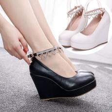 platformwedgespump, Womens Shoes, wedgesshoesforwedding, whitewedgesshoe
