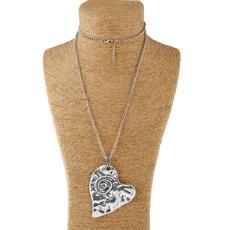 Antique, Chain Necklace, Fashion, charmpendantnecklace