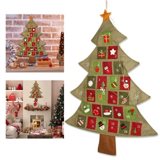 Home Decor, Room Decor, christmascountdown, Tree