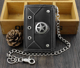 Star, Chain, pants, purses
