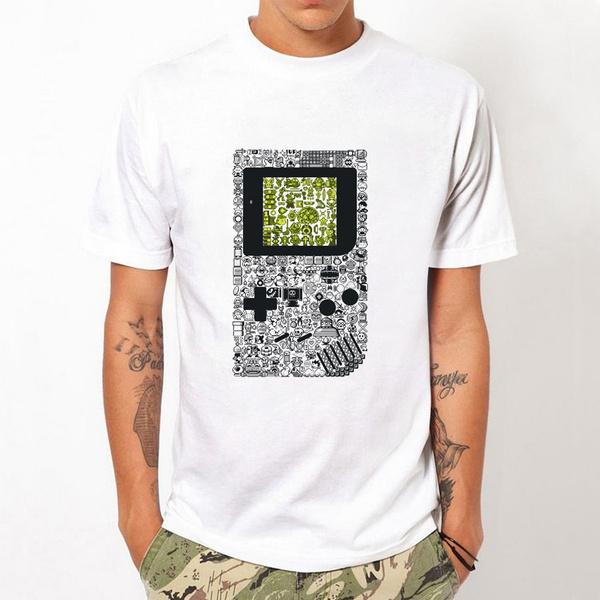 mantop, Console, Shirt, Tops