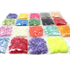 12mm, Colorful, Clip, Clothing