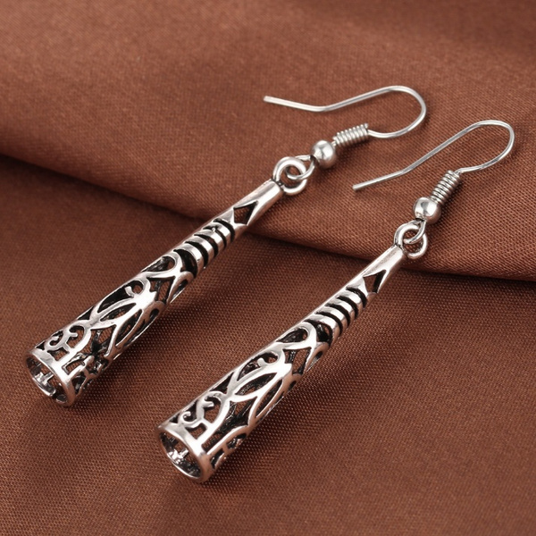 bohemia, Tassels, Fashion, Dangle Earring