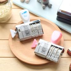 officeampschoolsupplie, School, wordsanddatestamp, Stamps