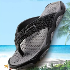 Summer, Flip Flops, Sandals, Man shoes
