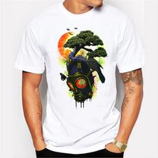 Summer, Fashion, Shirt, Printed Tee