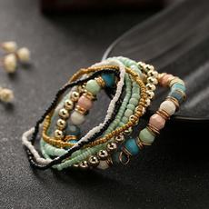 Charm Bracelet, Fashion, Fashion Accessories, multi-layer bracelet