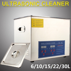 Cleaner, cleaningmachine, Tank, sonic