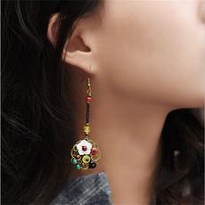 ricebeadedearring, Dangle Earring, Jewelry, Chinese