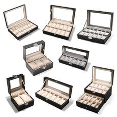 case, Box, Jewelry, leather