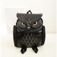 Shoulder, Shoulder Bags, School, Fashion