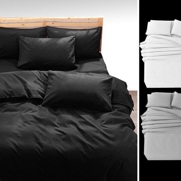 Solid Bedding Sets Super King Queen 13, White Super King Size Bedding Set