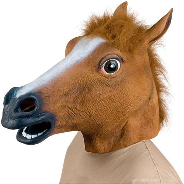 latex, horse, Cosplay, Animal
