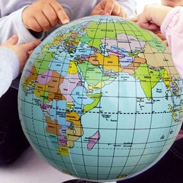 Map, teacheraid, Toy, Gifts