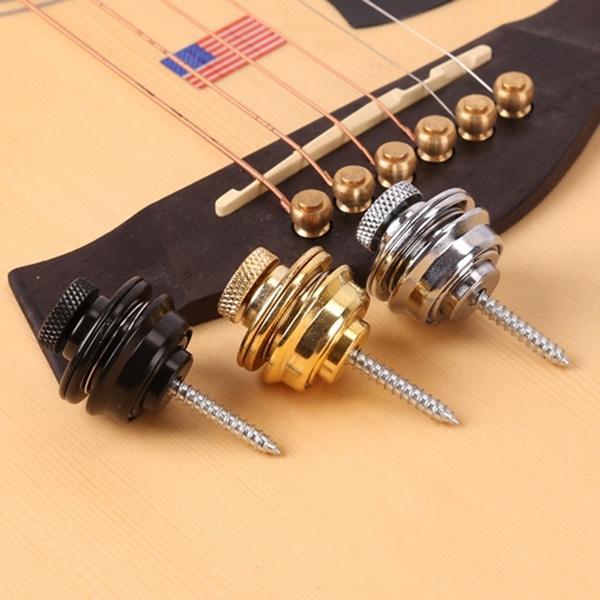 Guitars, Head, flatstraplock, skidproofstraplock