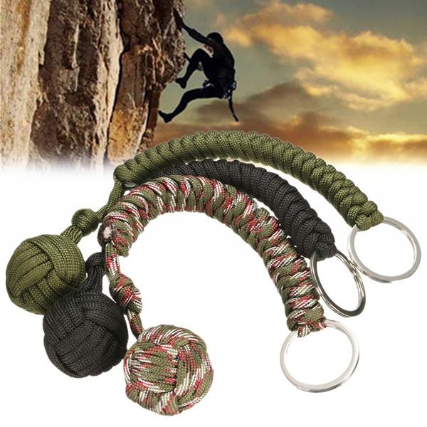 Steel, Outdoor, Key Chain, monkey