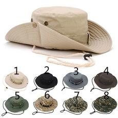 Green, Fashion, cottonhat, safarihat