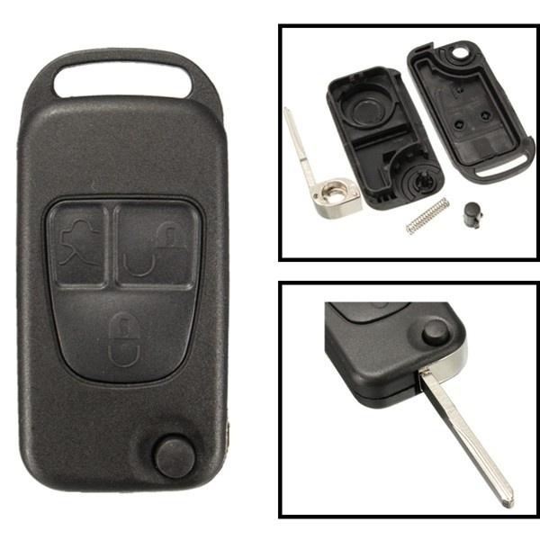 case, flipkey, Remote, 3buttonkey