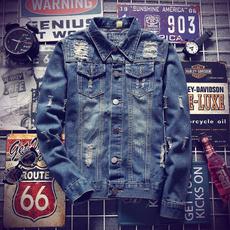 Jeans, denimjacketformen, Fashion, Cowboy