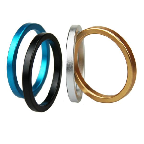 Steel, delayring, Men, Jewelry