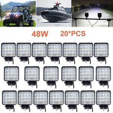 drivinglamp, Led Light, carworklight, Vans