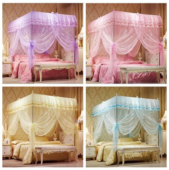 King, bedcanopynetting, canopymosquitonet, Lace