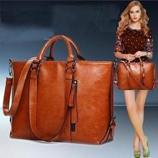 Fashion, Totes, PU Leather, leather