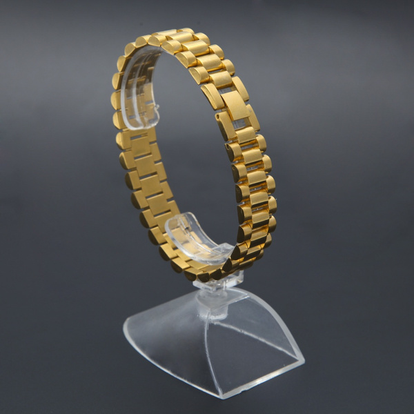 Steel, goldplated, womenchain, Jewelry
