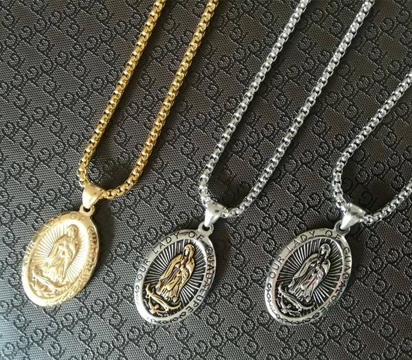 virginmarynecklace, Fashion, Chain, women necklace