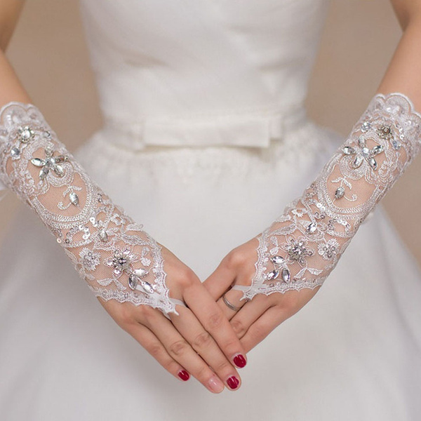 fingerlessglove, Fashion, Lace, Tops
