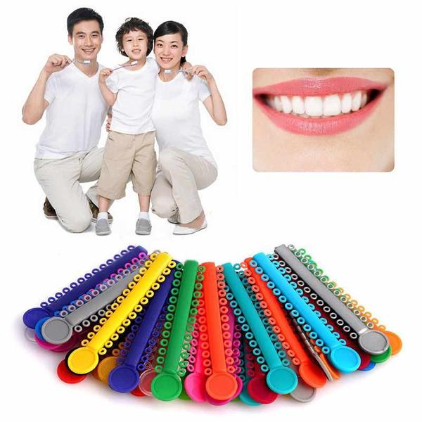 orthodonticligaturetie, Colorful, orthodontictie, Elastic