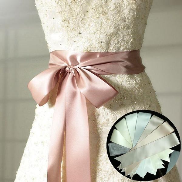 ribbonsashbelt, Wedding Accessories, satinribbon, ribbonsash