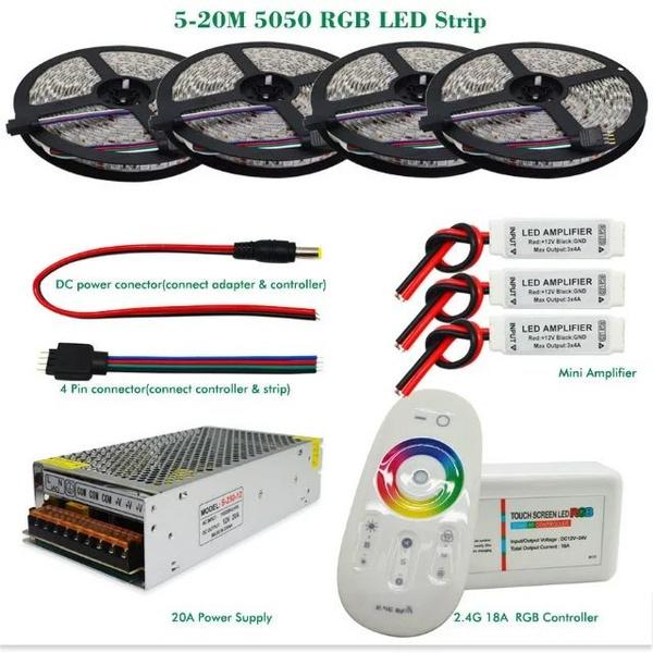LED Strip, led, rgbledstrip, Waterproof