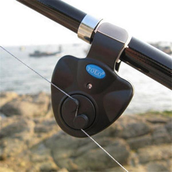 Outdoor, led, fish, fishingrod