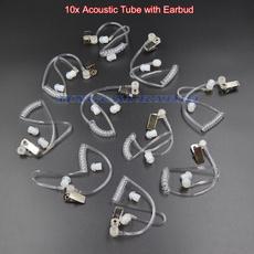 acoustictubeearpiece, Ear Bud, Earphone, Headset