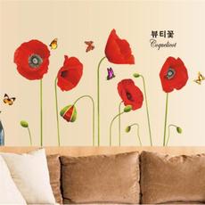 Decor, Flowers, art, Rose