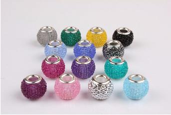 Charm Bracelet, glassbeadsforjewelrymaking, diybracelet, cheapcharmsbracelet