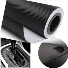 Car Sticker, Fiber, diywaterproofsticker, blackcarsticker