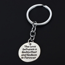 Key Chain, Jewelry, mothersonjewelry, godmother