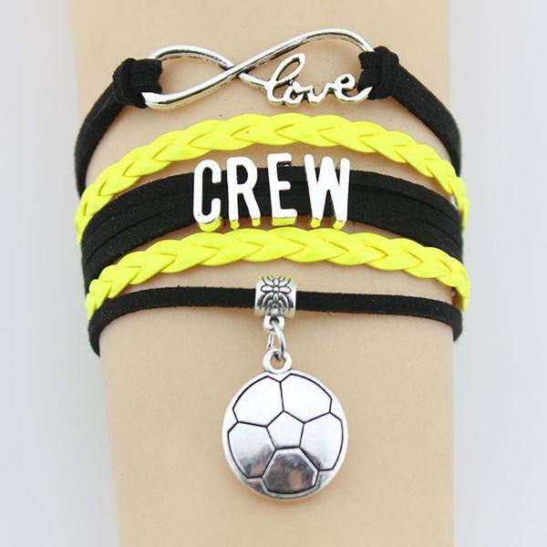 Charm Bracelet, Sport, Love, Jewelry