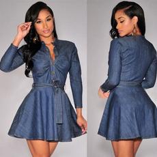 bowknot, Fashion, Slim Fit, Shirt